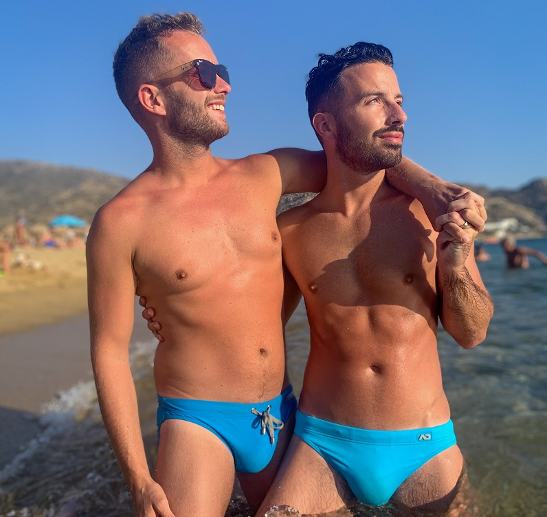 Top 10 Gay Underwear Brands and Gay Swimwear Brands