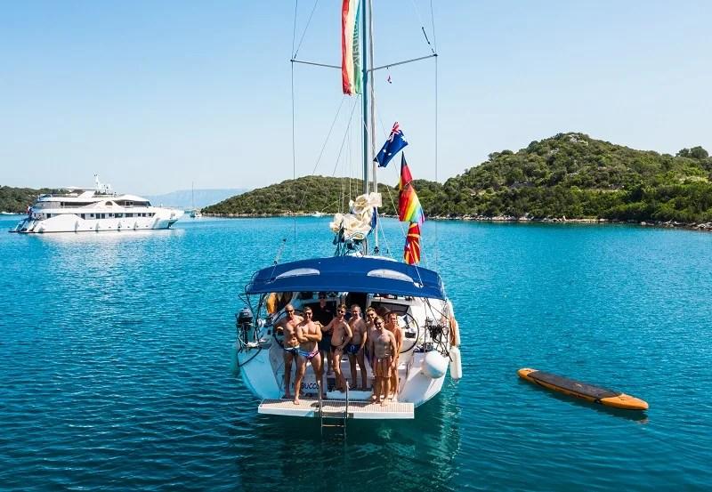 Croatia Gay Sailing Trip 2022: Join us!