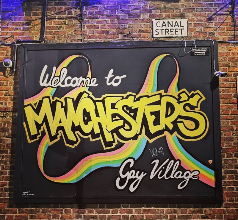 The Best Gay Bars in Manchester, UK