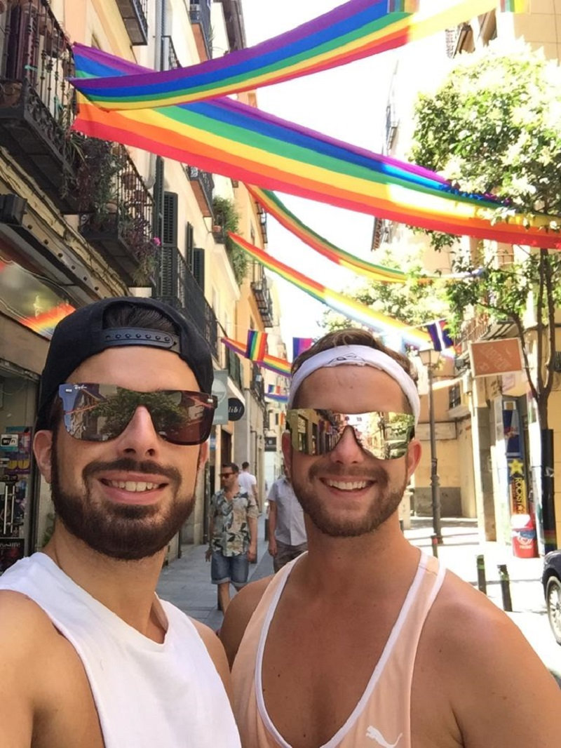 gay area madrid