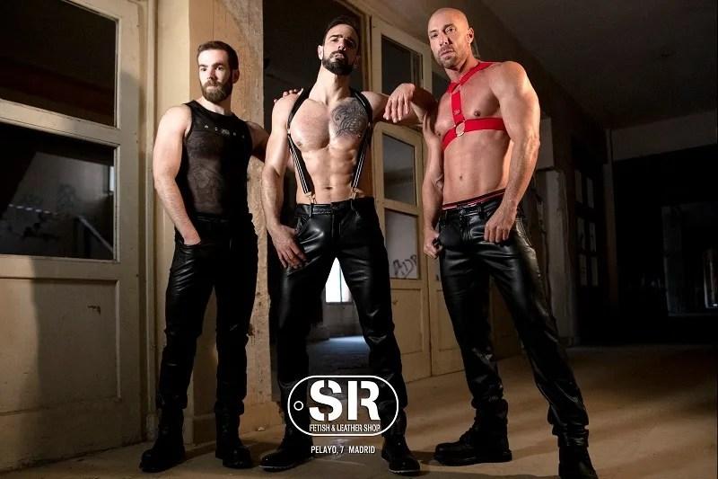 gay shops madrid chueca