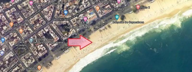 rio de janeiro Gay beach copacabana