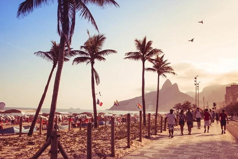 ipanema gay beach rio de janeiro