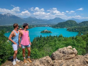 gay slovenia travel guide lake bled