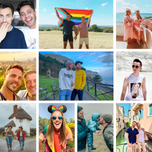 Top UK LGBTQ+ Bloggers, Influencers and Instagrammers