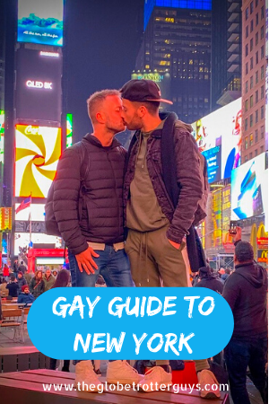 Gay new york guide pin