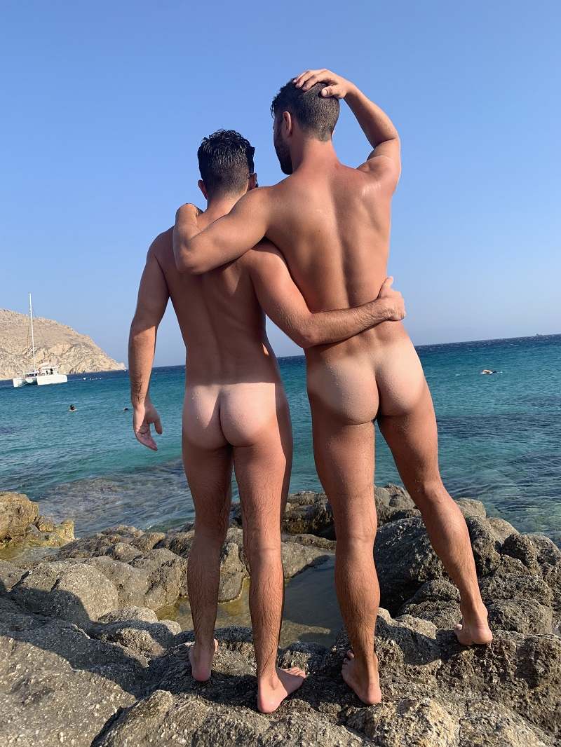 Top 12 Gay Beaches in Europe (mostly nudist!)
