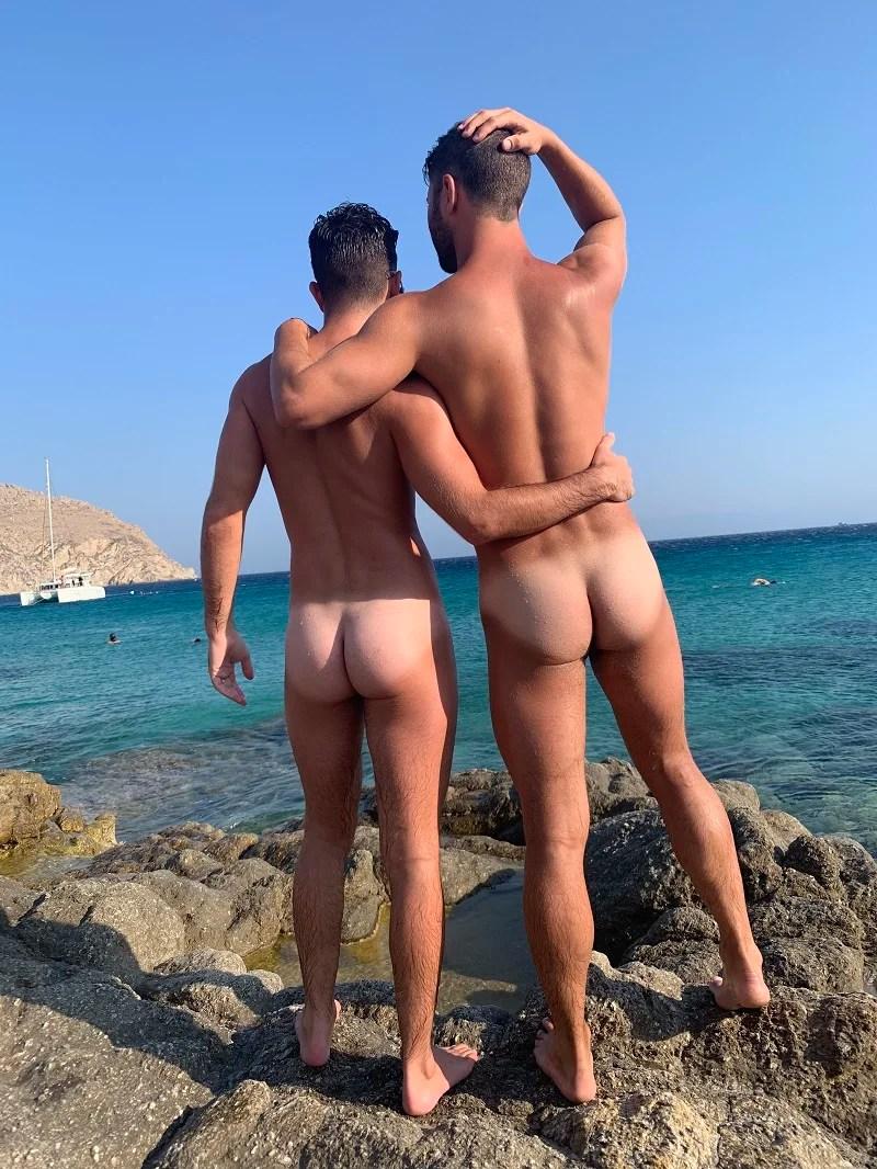 nudist gay beaches in europe