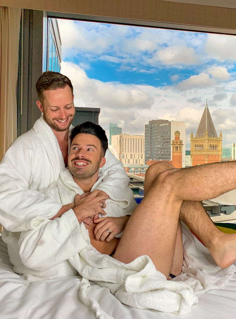 gay manchester travel hotels