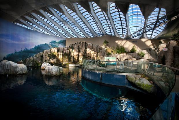 Biodome in Montreal
