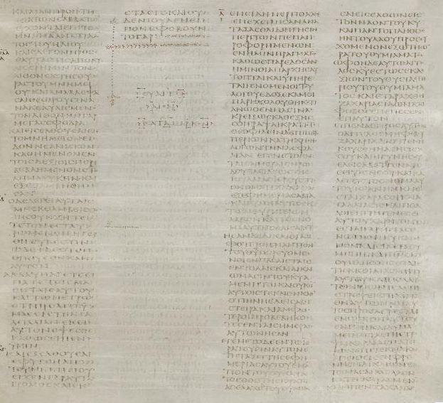 Sinaiticus Mk16