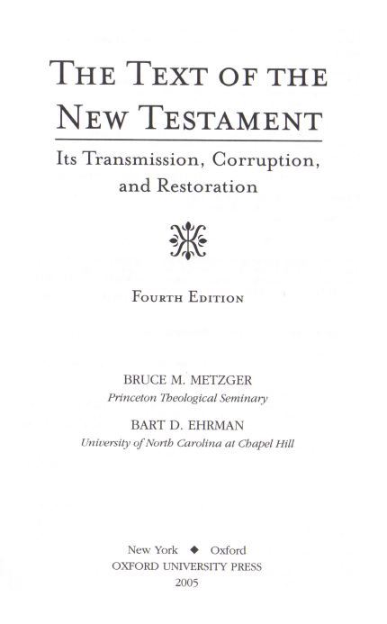 The Text of the NT2