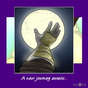A New Journey Awaits on The Glove