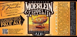 Christian Moerlein Zeppelin