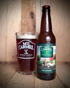 Mt. Carmel's Springtime Ale