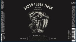 Rhinegeist - Saber Tooth Tiger