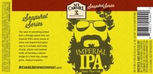Mt Carmel Imperial IPA