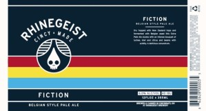 Rhinegeist Fiction