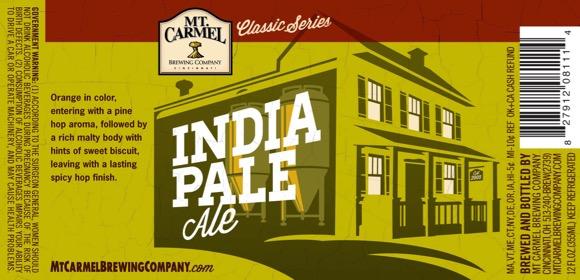 Mt. Carmel India Pale Ale