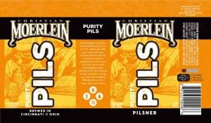 Moerlein-PurityPils-Label