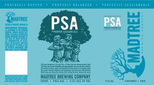 MadTree-PSA - Label