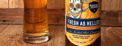 Sam Adams Fresh As Helles