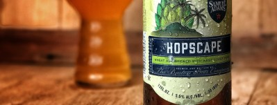 Sam Adams Hopscape