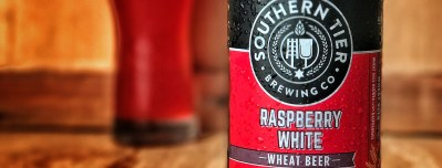 Southern Tier Raspberry White