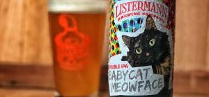 Listermann Babycat Meowface