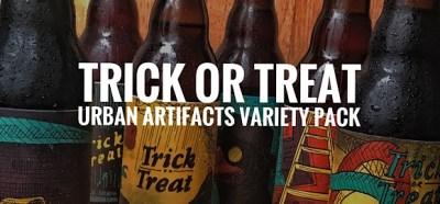 Urban Artifact 2017 Trick Or Treat Mixed Twelve Pack