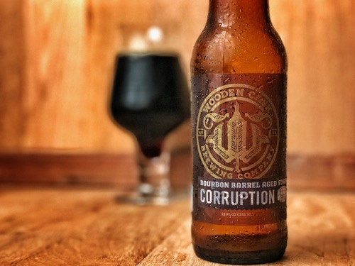 Wooden Cask Corruption Beer Tasting Notes From The Gnarly Gnome
