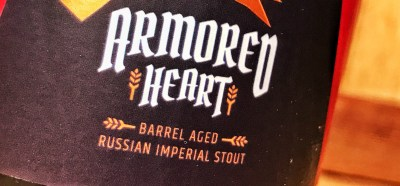 Brink Brewing Barrel Aged Armored Heart