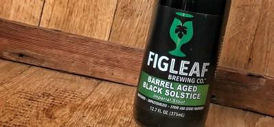 FigLeaf Barrel Aged Black Solstice