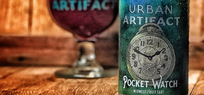 Urban Artifact Pocket Watch