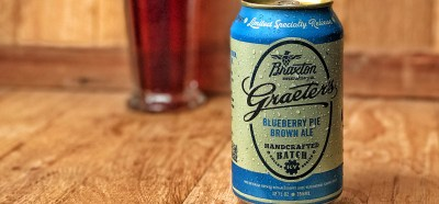 Braxton Graeters Blueberry Pie Brown Ale