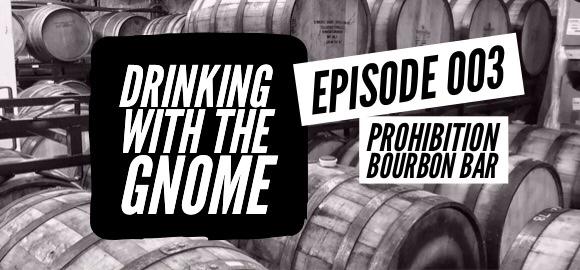 The Prohibition Bourbon Bar