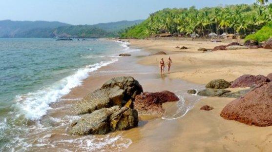 Cola Beach Goa