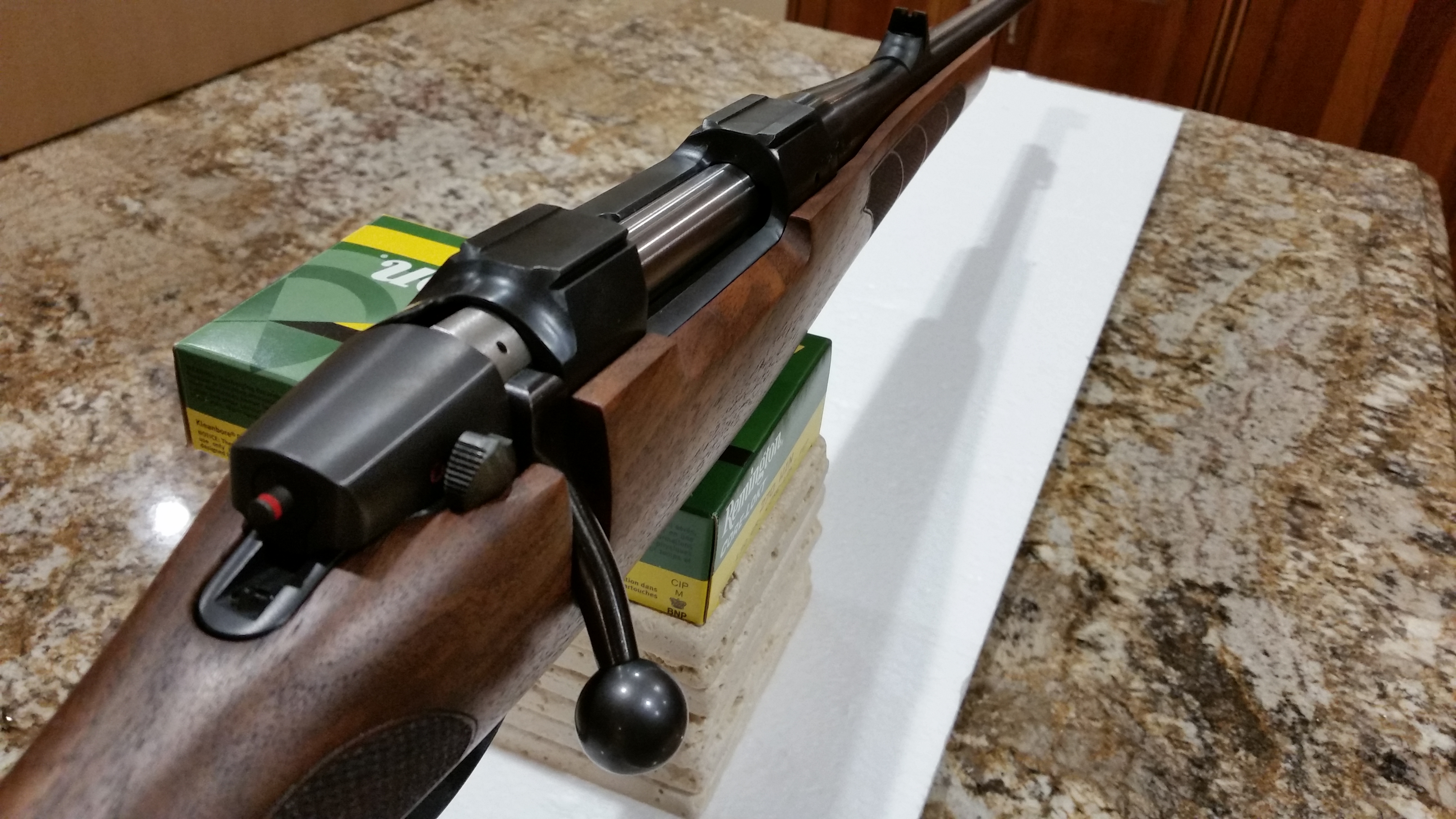 CZ 557 Carbine 270 Rifle The Goby