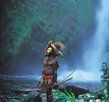 Papua New Guinea: Suffering Aboriginal Peoples