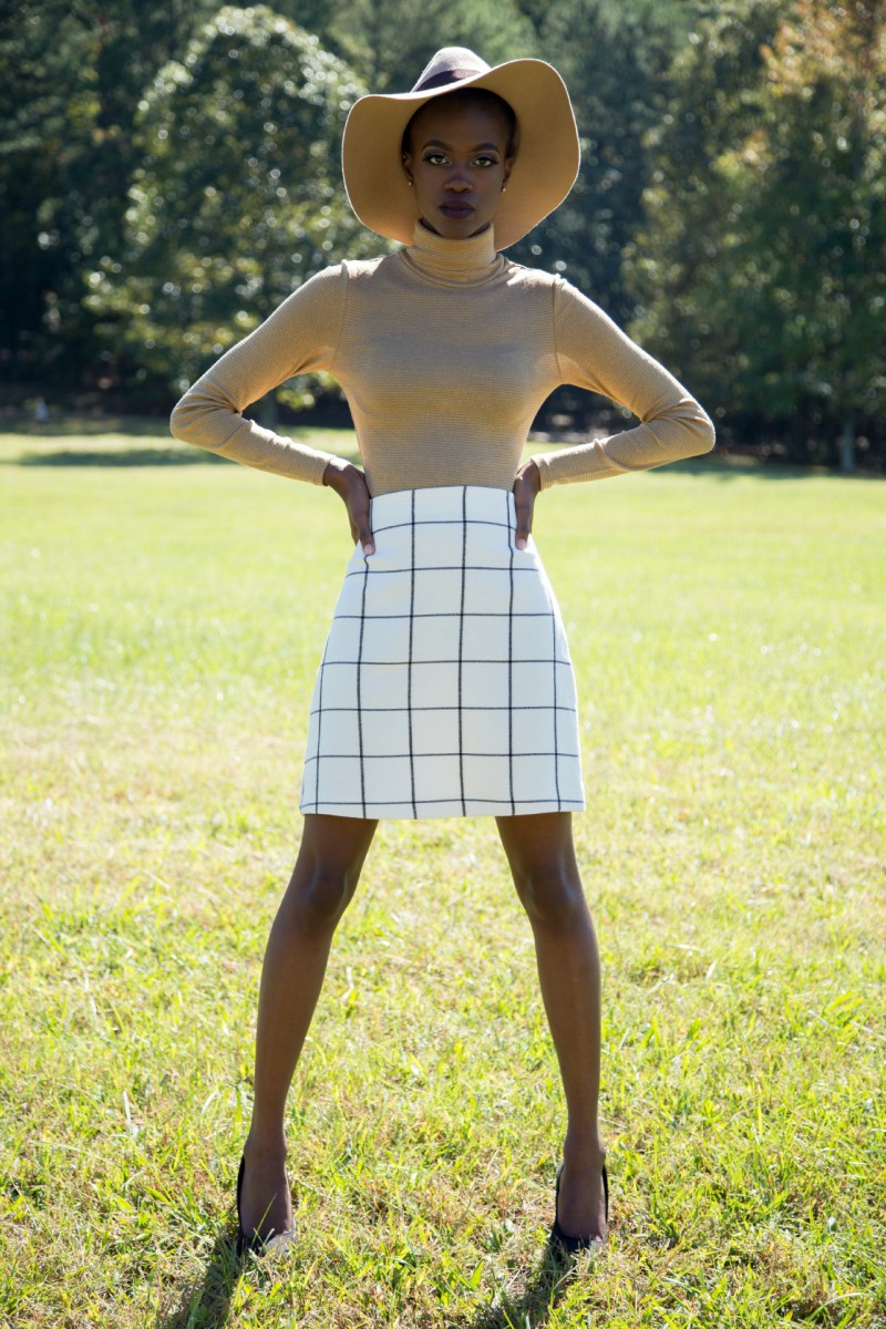 blackfashion: Name: Mikaila M.Age: 21Location: Atl…