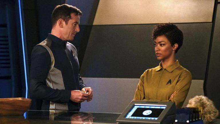 "Star Trek: Discovery 1x03 ""Context Is for Kings"""