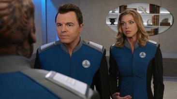 "The Orville 1x03 ""About a Girl"""