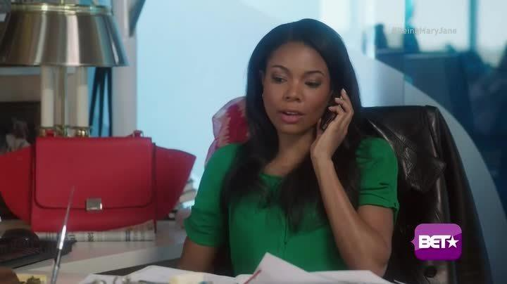 "Being Mary Jane 1x02 ""Girls Night In"""