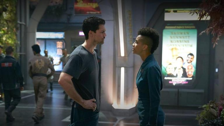 "The Expanse 2x07 ""The Seventh Man"""