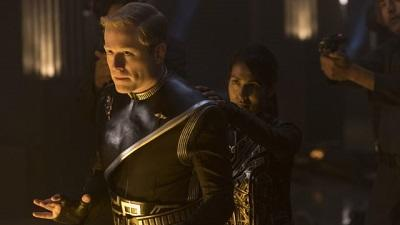 """Star Trek: Discovery 1x13 """"What's Past is Prologue"""""""