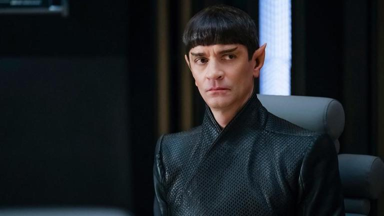 "Star Trek: Discovery 1x14 ""The War Without, the War Within"""