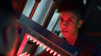 "The Expanse 3x01 ""Fight or Flight"""