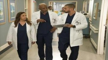"Grey's Anatomy 14x16 ""Caught Somewhere in Time"""