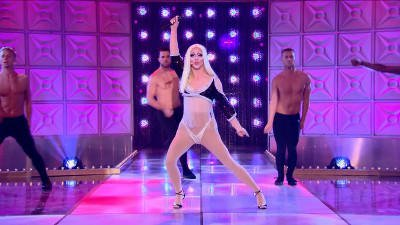 """RuPaul's Drag Race 10x08 """"The Unauthorized Rusical"""""""