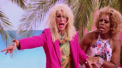 "RuPaul's Drag Race 10x09 ""Breastworld"""